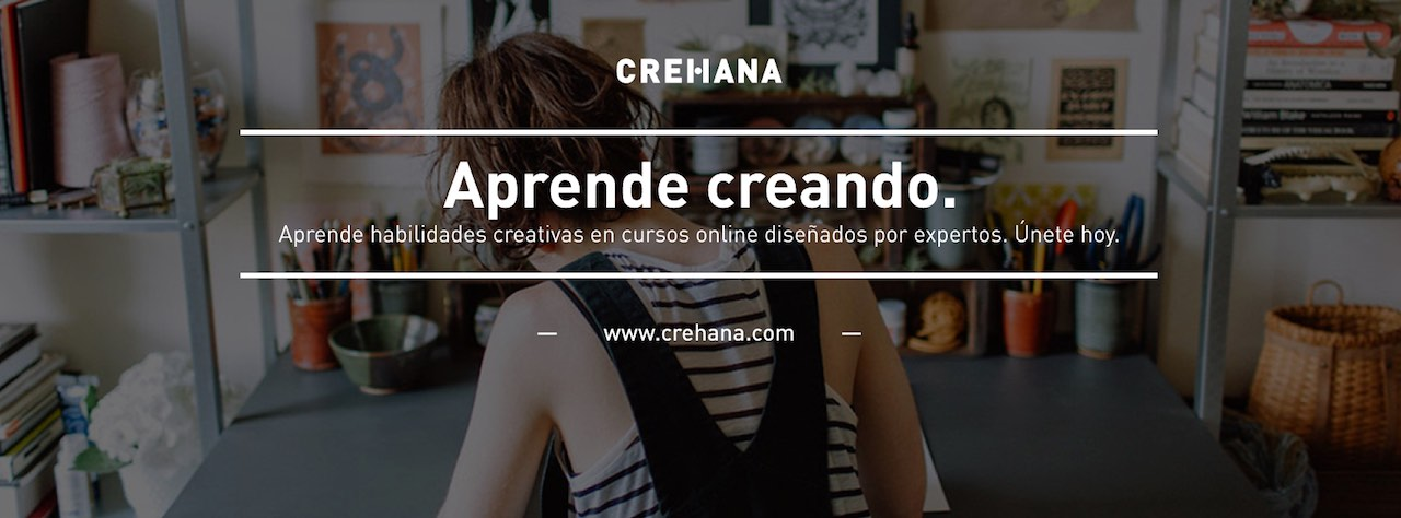 Video cursos online de crehana