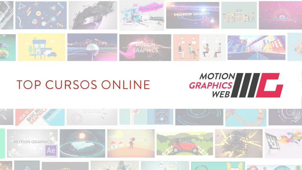Cursos de motion graphics online