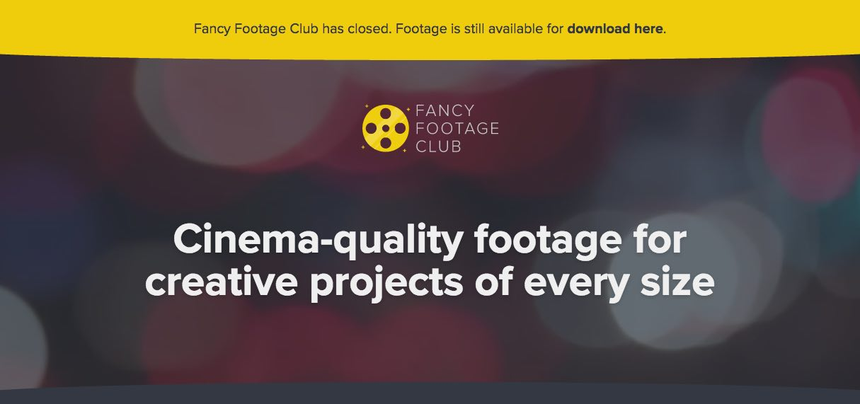 fancy footage clips de video gratis