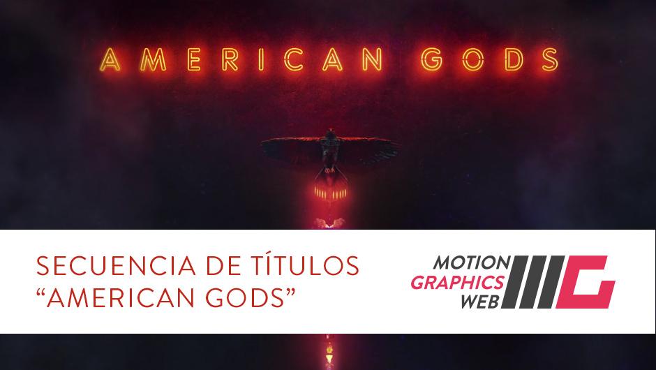Titulos de apertura American Gods