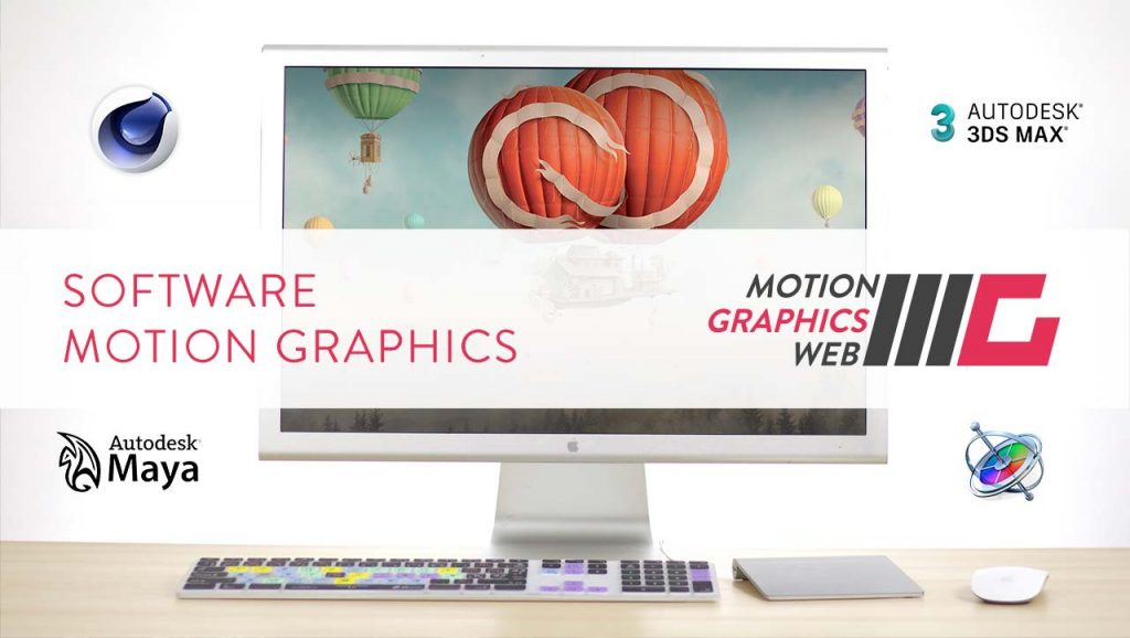 Software para Motion Graphics