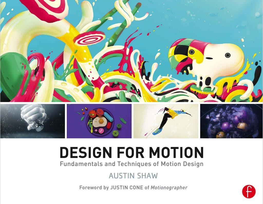 Libro Design For Motion