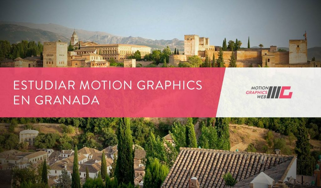 Estudiar Motion Graphics en Granada